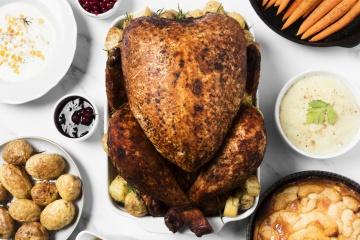 Gluten Free Roast Turkey